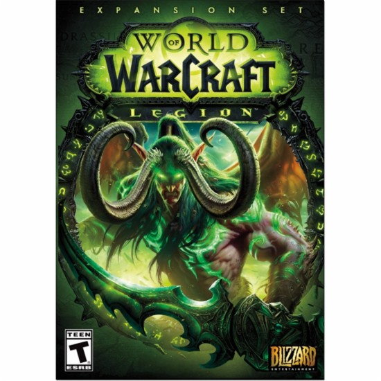 World of Warcraft Legion Upgrade